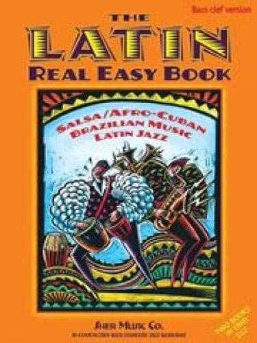 9781883217709: Latin Real Easy Book Bass Clef Version