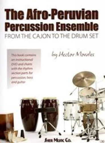 9781883217723: Afro-Peruvian Percussion Ensemble