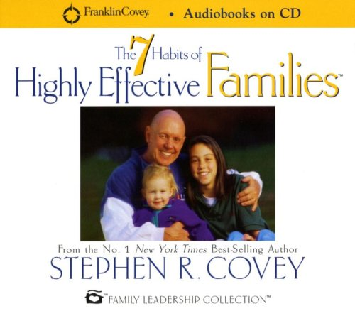 9781883219444: 7 Habits of Highly Effective Families