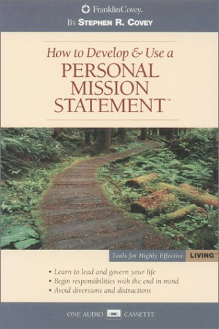 9781883219802: How to Develop & Use a Mission Statement