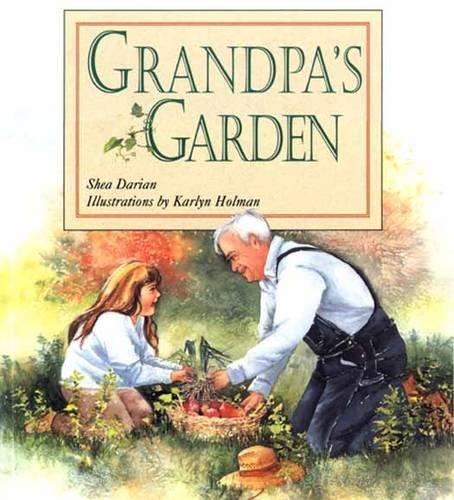 Grandpa's Garden: Darian, Shea