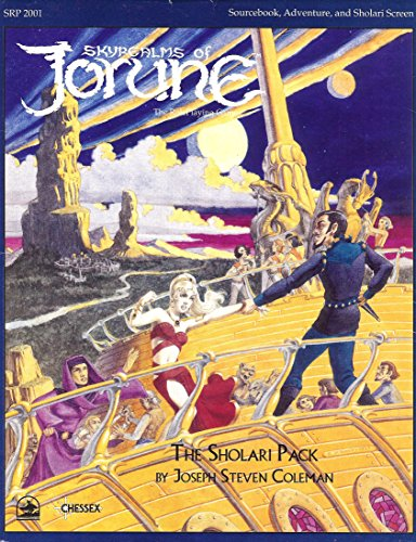 9781883240028: The Sholari Pack (Skyrealms of Jorune)