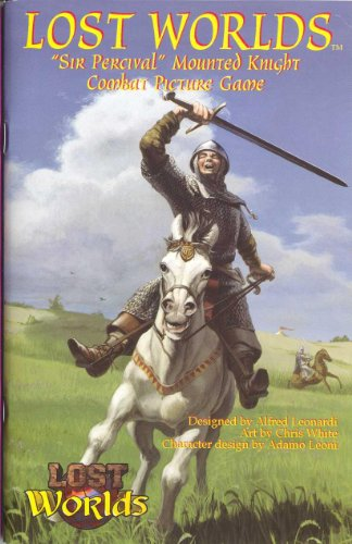 9781883240318: Lost Worlds Combat Picture Game Sir Percival Mounted Knight