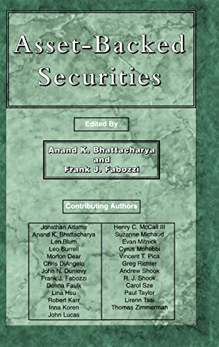 Asset-backed Securities (Hardback)