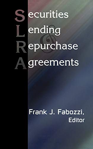 9781883249168: Securities Lending and Repurchase Agreements