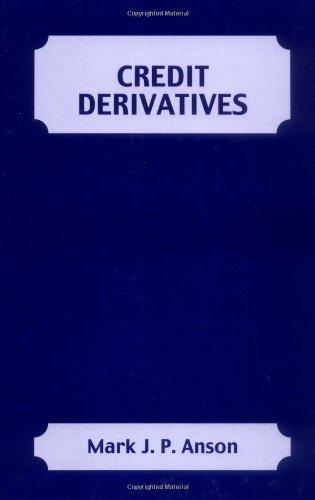 9781883249618: Credit Derivatives