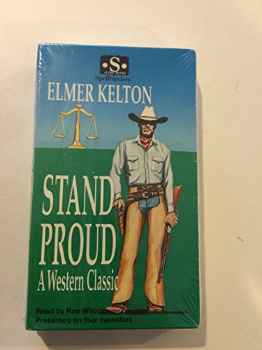 Stand Proud (1883268028) by Elmer Kelton