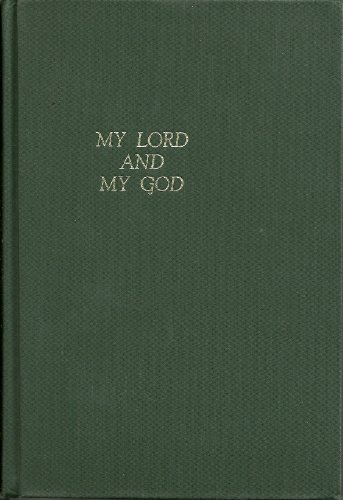 9781883270032: My Lord and My God