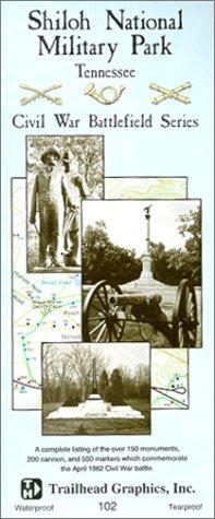 9781883271015: Shiloh National Military Park (Civil War battlefield series)