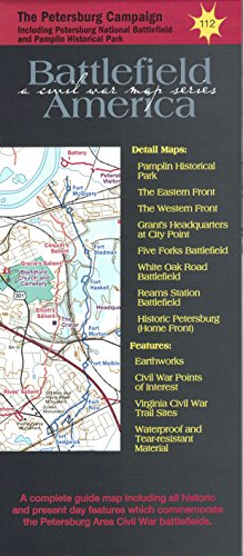 9781883271107: The Petersburg Campaign