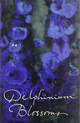 DELPHINIUM BLOSSOMS: Editor-Joseph Papaleo; Editor-Lori