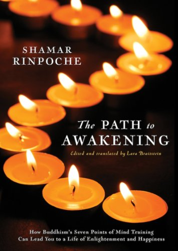 9781883285593: The Path To Awakening: How Buddhism's Seven Points of Mind Training Can Lead You to a Life of Enlightenment and Happiness