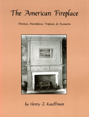 9781883294342: The American Fireplace