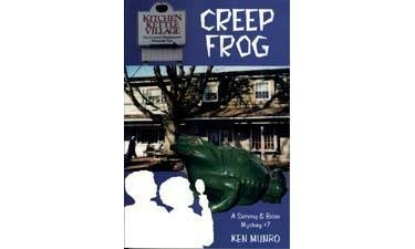 Creep Frog ( A Sammy and Brian: Ken Munro