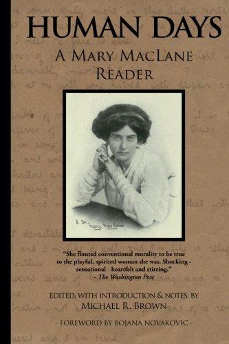 Human Days: A Mary MacLane Reader: MacLane, Mary