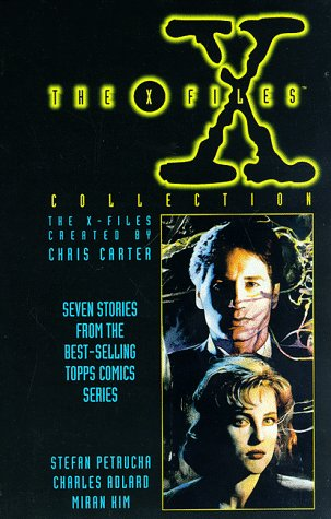 9781883313104: The X Files Collection: Seven Stories from the Best-Selling Topps Comics Series