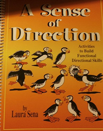9781883315382: A Sense of Direction: Activities to Build Functional Directional Skills