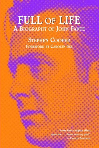 9781883318581: Full Of Life: A Biography of John Fante