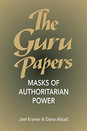 9781883319007: The Guru Papers: Masks of Authoritarian Power