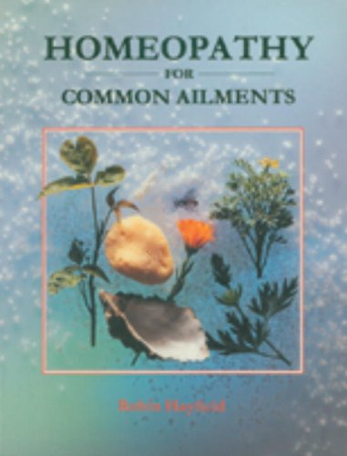 9781883319144: Homeopathy for Common Ailments