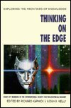 9781883322007: Thinking on the Edge: Essays by Members of the International Society for Philosophical Enquiry