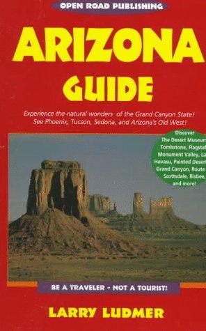 9781883323608: Open Road's Arizona Guide