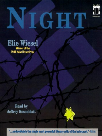 an examination of the rhetorical devices in night a book by elie wiesel