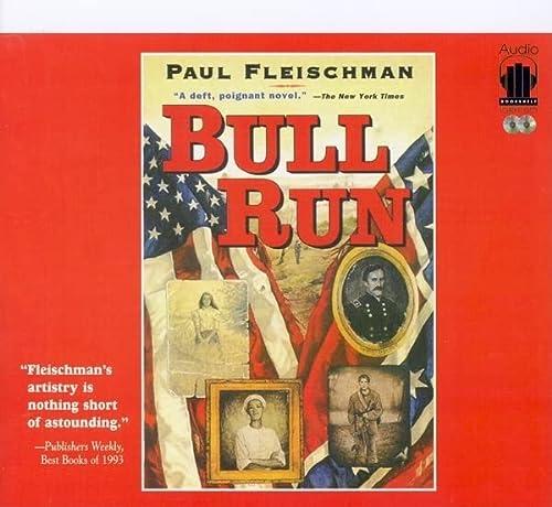 9781883332587: Bull Run (LIBRARY EDITION) (Audio Bookshelf Unabridged)