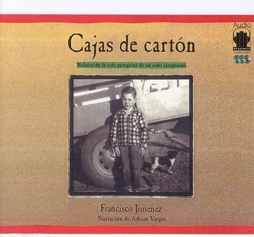 Cajas De Carton (Spanish Edition): Jimenez, Francisco