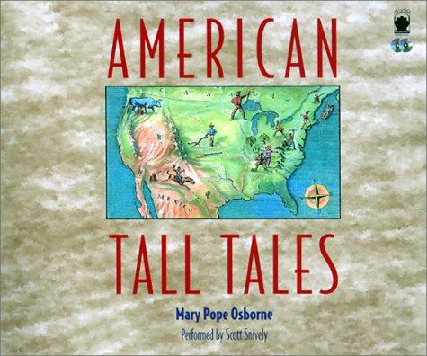 9781883332815: American Tall Tales