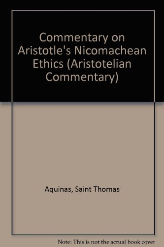 9781883357504: Commentary on Aristotle's