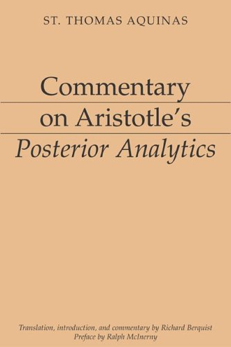 9781883357788: Commentary on Aristotle's