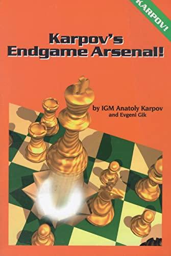 Karpov's endgame arsenal! (9781883358204) by Karpov, Anatoly