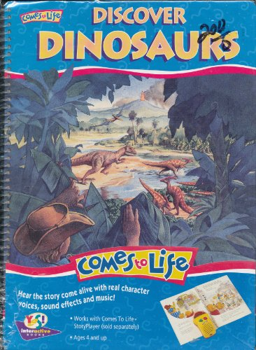 9781883366360: Discover Dinosaurs (Comes to Life)