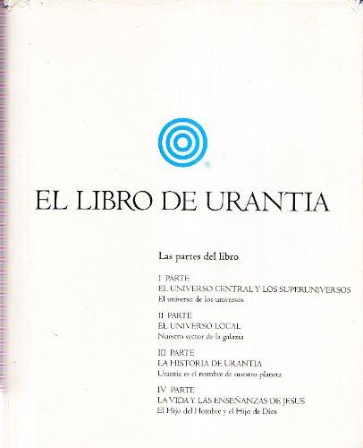 9781883395001: Urantia Book: El Libro De Urantia (Spanish Edition)