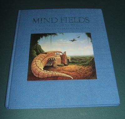 9781883398033: Mind Fields: The Art of Jacek Yerka : The Fiction of Harlan Ellison