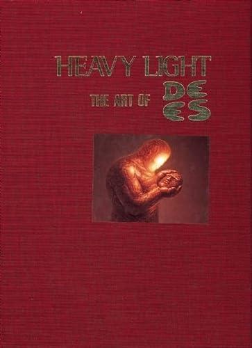 9781883398040: Heavy Light: The Art of De Es