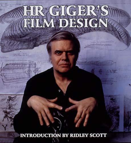 H R Gigers Film Design: Giger, H. R.