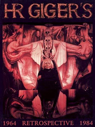 9781883398293: H. R. Giger's Retrospective: 1964-1984