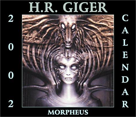 9781883398514: H. R. Giger Morpheus 2002 Calendar