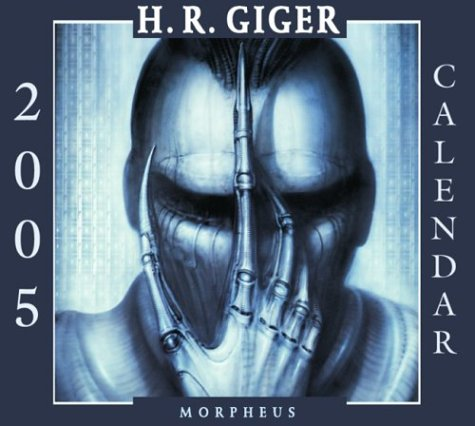 9781883398583: The 2005 Giger Calendar