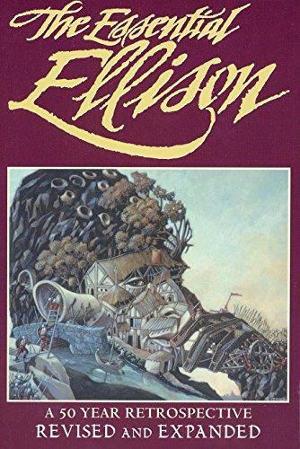 9781883398620: The Essential Ellison: A 50 Year Retrospective (Ellison, Harlan)