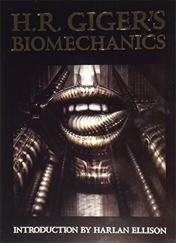 9781883398699: H. R. Giger's Biomechanics Limited Edition
