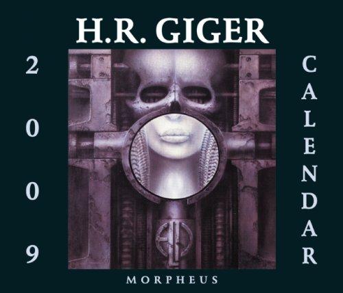 9781883398705: The 2009 H. R. Giger Calendar