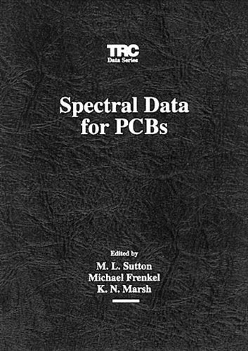Spectral Data for PCBs: Tees