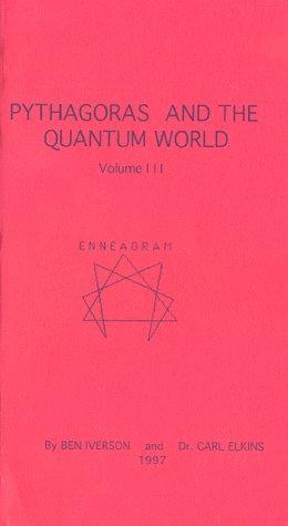 9781883401030: Pythagoras and the Quantum World