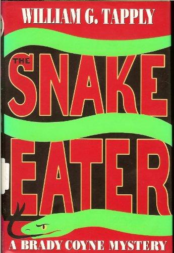 9781883402044: The Snake Eater (Brady Coyne Mysteries)