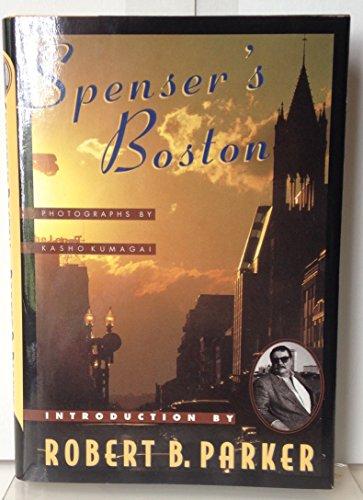 Spenser's Boston: Parker, Robert B.