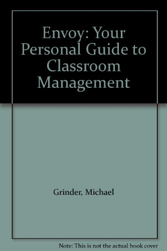 9781883407001: Envoy: Your Personal Guide to Classroom Management
