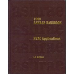 9781883413712: 1999 Ashrae Handbook: Heating, Ventilating, and Air-Conditioning Applications : Inch-Pound Edition (ASHRAE APPLICATIONS HANDBOOK INCH/POUND)